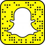 W.H. Events Live - Snapchat code