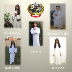 Telskuf Association Holy Communion Celebration