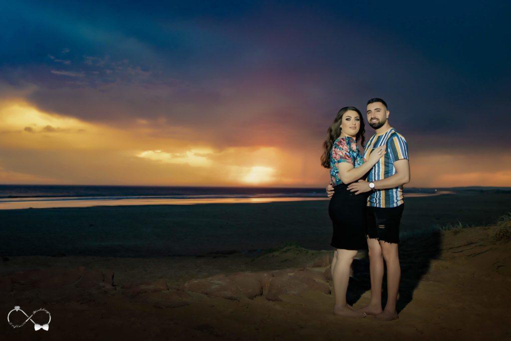 Engagement Of Divar & Chrestina