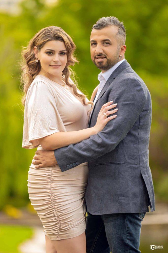 Wedding Of George & Jasmyn
