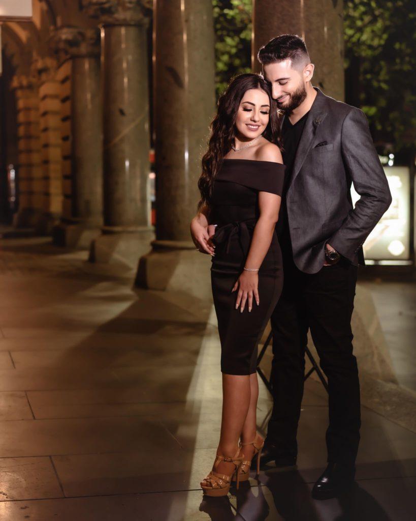 Wedding Of Tony & Myriam