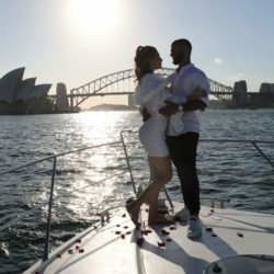 Engagement Of Larry & Meriana